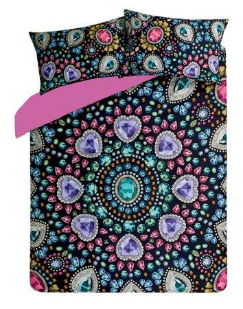 Jewel Gem Print Bedding Range