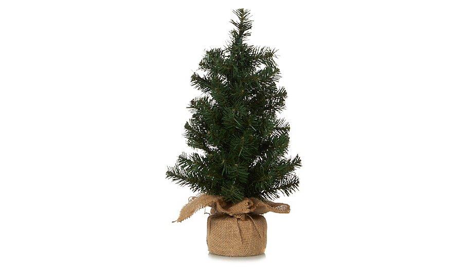 2ft green pre lit christmas tree - 2 Ft Christmas Tree