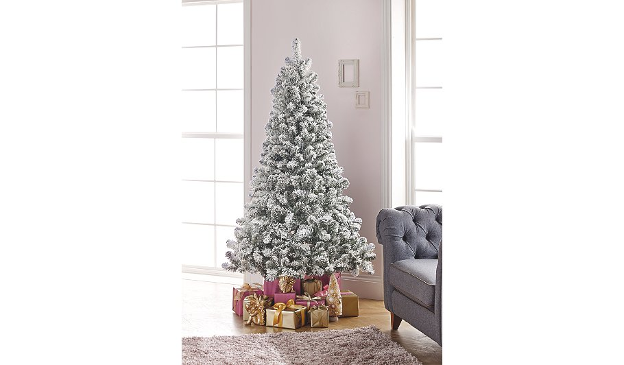Christmas Tree Decorations Uk Asda