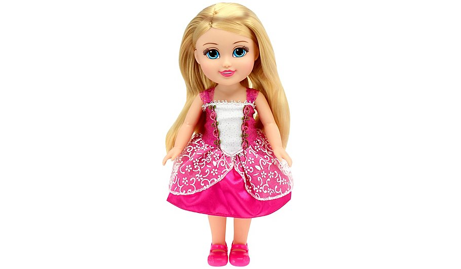 Sparkle Girlz Tots Sing Along Doll Toys Amp Character George