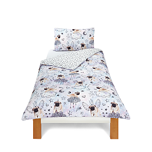 unicorn pug dreams duvet cover home garden george - Unicorn Bedding