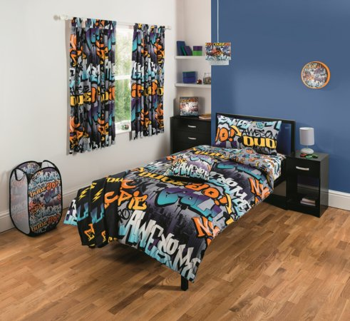Graffiti Bedroom Range