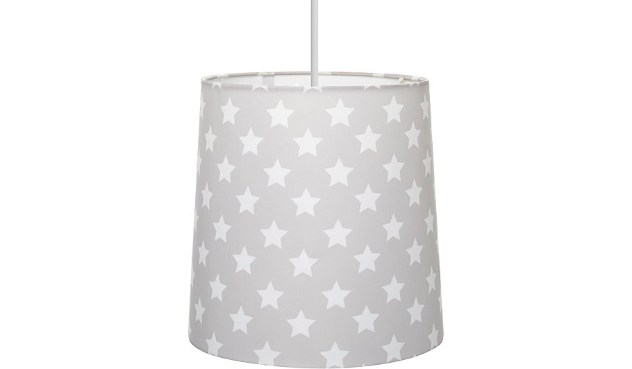 Grey star ceiling shade home garden george grey star ceiling shade aloadofball Image collections