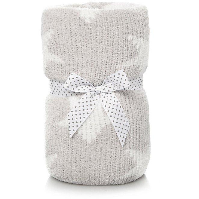 Star Chenille Baby Blanket George