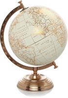 Copper globe