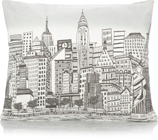 New York City Cushion