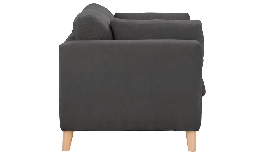 Glynn 2 Seater Sofa Soft Linear Furniture George