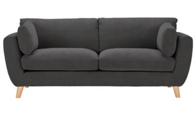 Glynn 3 Seater Sofa   Soft Linear   Furniture   George
