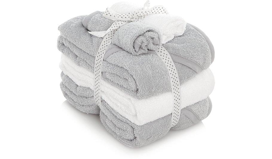 Baby Hooded Towels | Baby | George at ASDA