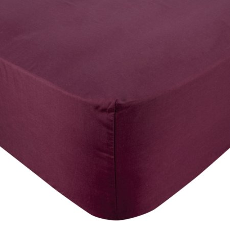 Fitted Sheet & Pillowcases Range - Purple