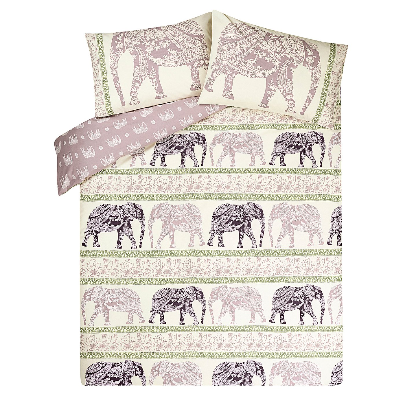 Safari Elephants Bedding Range Loading Zoom