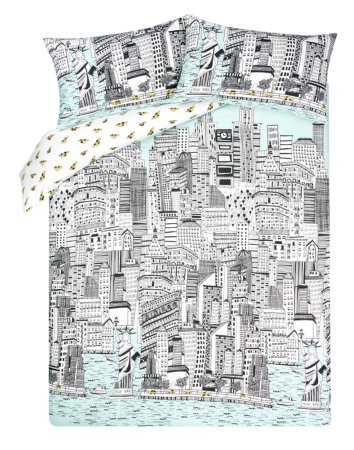 New York City Bedding Range