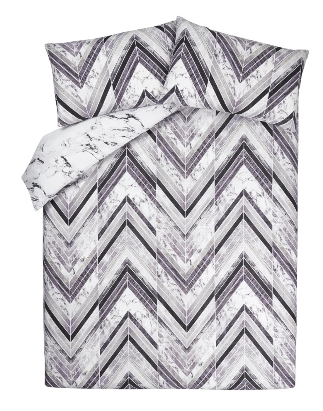 Marble Bedding Range Duvet Covers