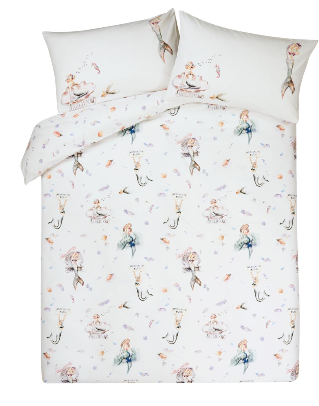 Mermaid Bedroom Set Duvet Covers