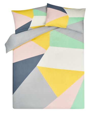 Geometric Bedroom Set