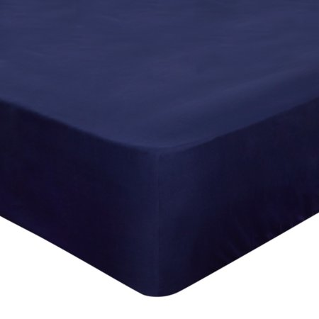 Fitted Sheet & Pillowcases Range - Navy