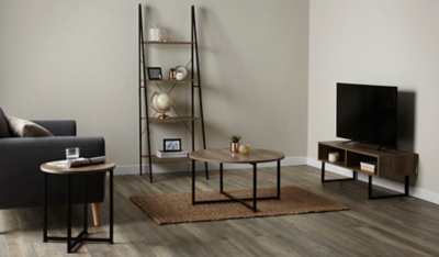 Irving Coffee Table Black Furniture George