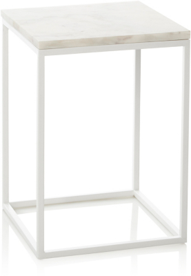 Genial Solid Mini Marble Side Table | Furniture | George