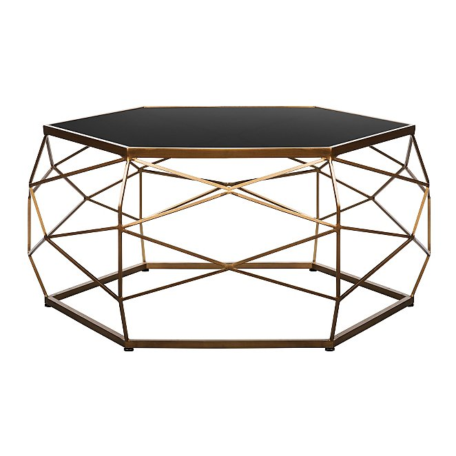 Geometric Coffee Table | Geometric