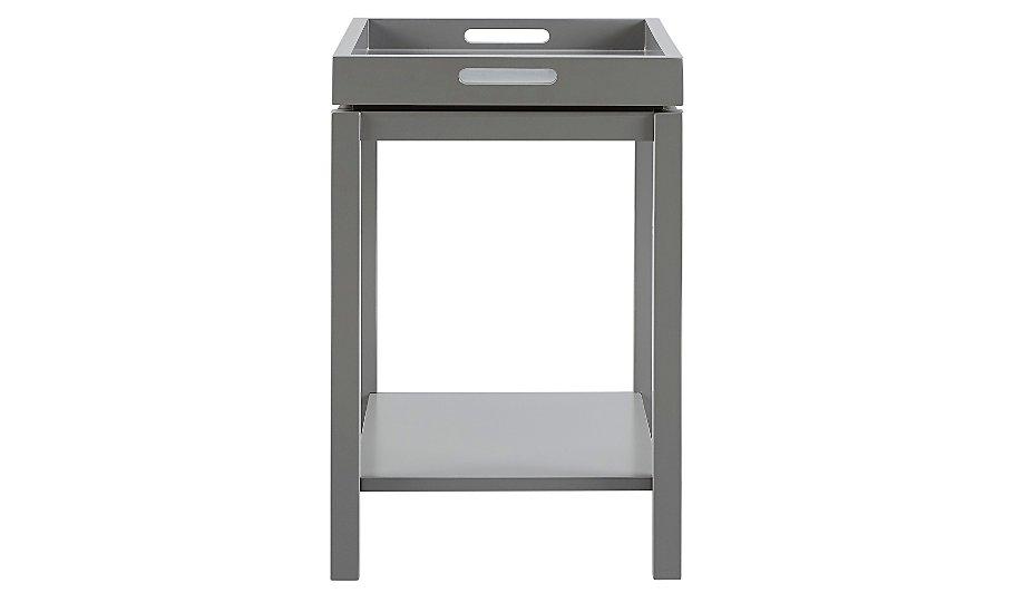 Tray Table Grey