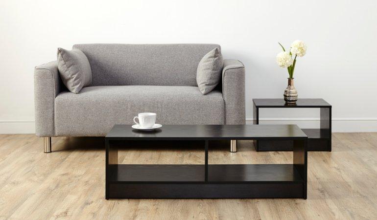Marlow Living Room Range - Black