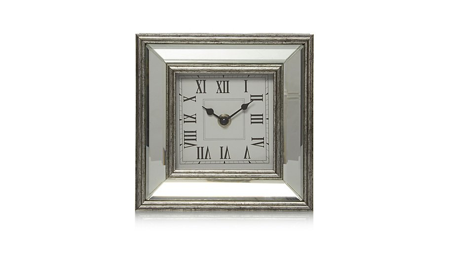 Square Mantel Clock | Home & Garden | George