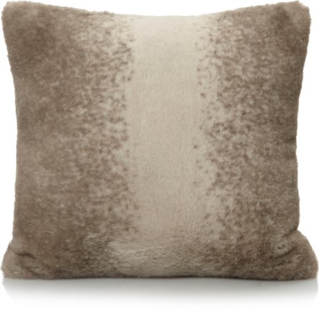 Faux Fur Mini Cushion & Throw Range
