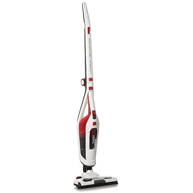 Goblin GSV401W 2 in 1 Foldable Stick Vacuum Cleaner