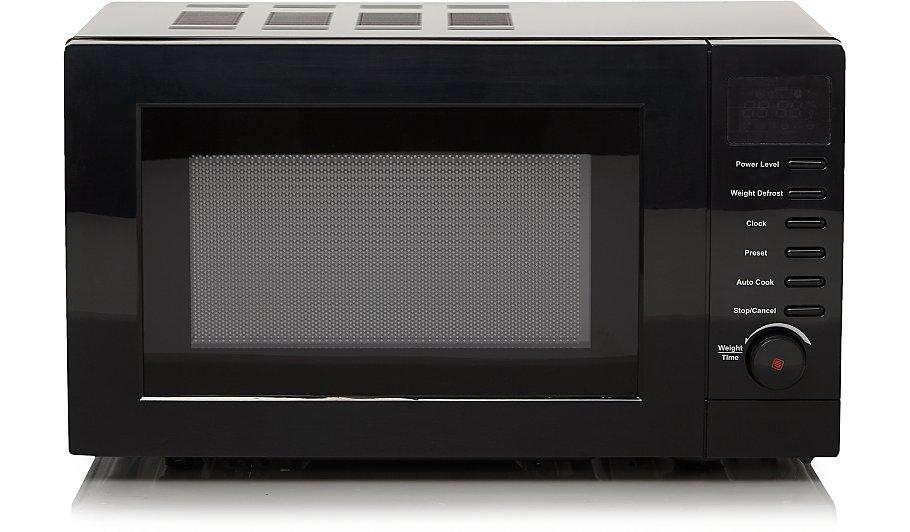 Digital Microwave - Black | Home & Garden | George