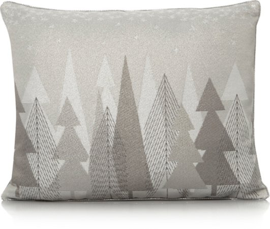 Frosted Trees Cushion