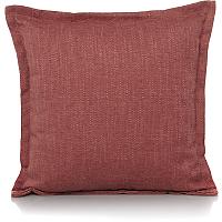 Brown Textured Cushion