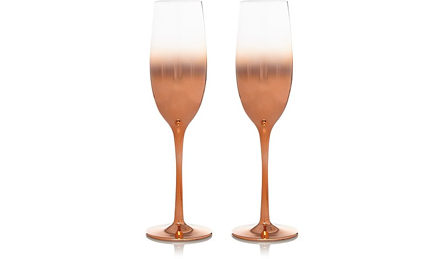 Copper Wine Glasses Asda
