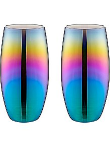 8766f380a4b8 Iridescent Hi-ball Glasses - 2-pack