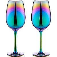 Christmas Wine Glasses Asda