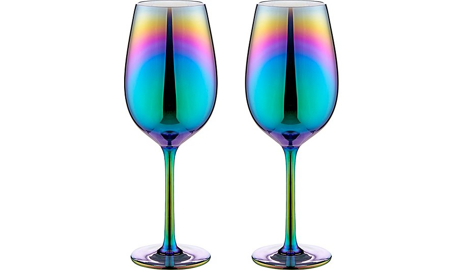 George Wine Glasses