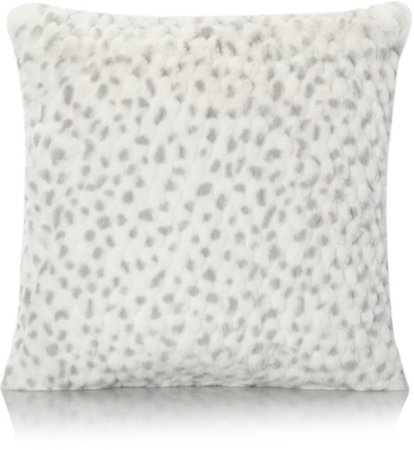 Spot Faux Fur Cushion & Blanket Range