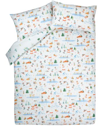Festive Friends Bedding Range