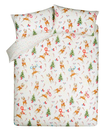 Vintage Deer Bedding Range