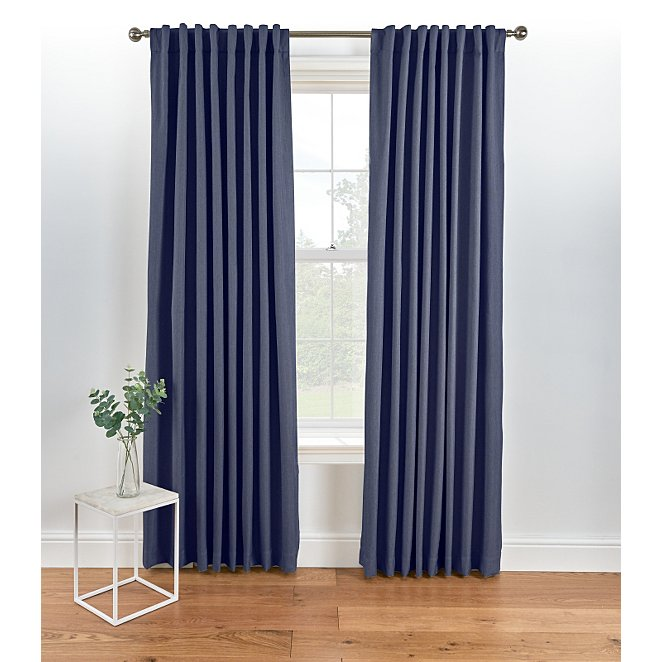 Blackout Curtains Blue Home George