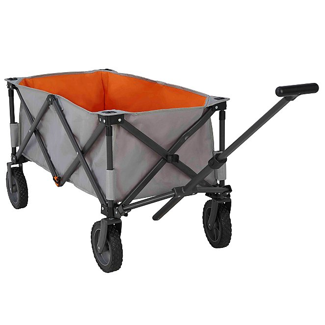 b55851f4c Ozark Trail Folding Trolley Cart. Reset
