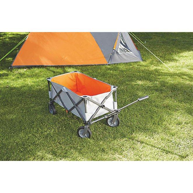 Ozark Trail Folding Trolley Cart