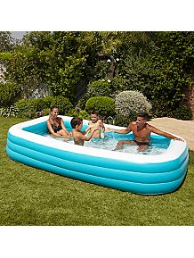 Kid Connection Inflatable Family Pool