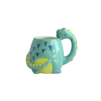 Dinosaur-shaped Mug