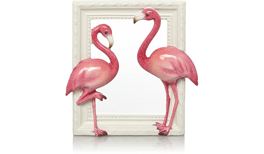 Flamingos in a Frame - Pink Home & Garden George
