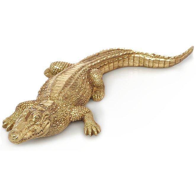 767788bd232059 Crocodile Ornament