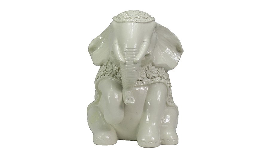 Small Elephant Garden Ornament | Home & Garden | George