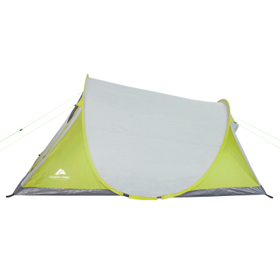 sc 1 st  George - Asda & Ozark Trail Green 2-person Pop-up Tent | Home u0026 Garden | George