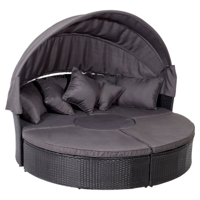 Orlando Garden Day Bed Outdoor Garden George At Asda