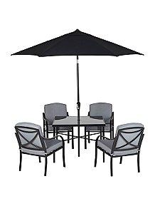 Excellent Haversham Outdoor Garden George At Asda Inzonedesignstudio Interior Chair Design Inzonedesignstudiocom