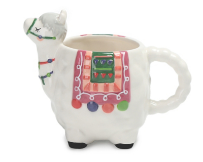 Llama-shaped Mug